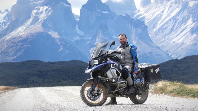 BMW R1250GS Adventure in Patagonia - A Journey to the End of the World 1