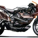 Harley-Davidson might build a sportbike. Could this be what it'll look like? 12