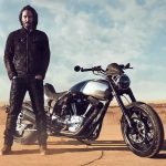 The coolest motorcycles in Keanu Reeves' garage 27