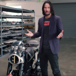 The coolest motorcycles in Keanu Reeves' garage 6