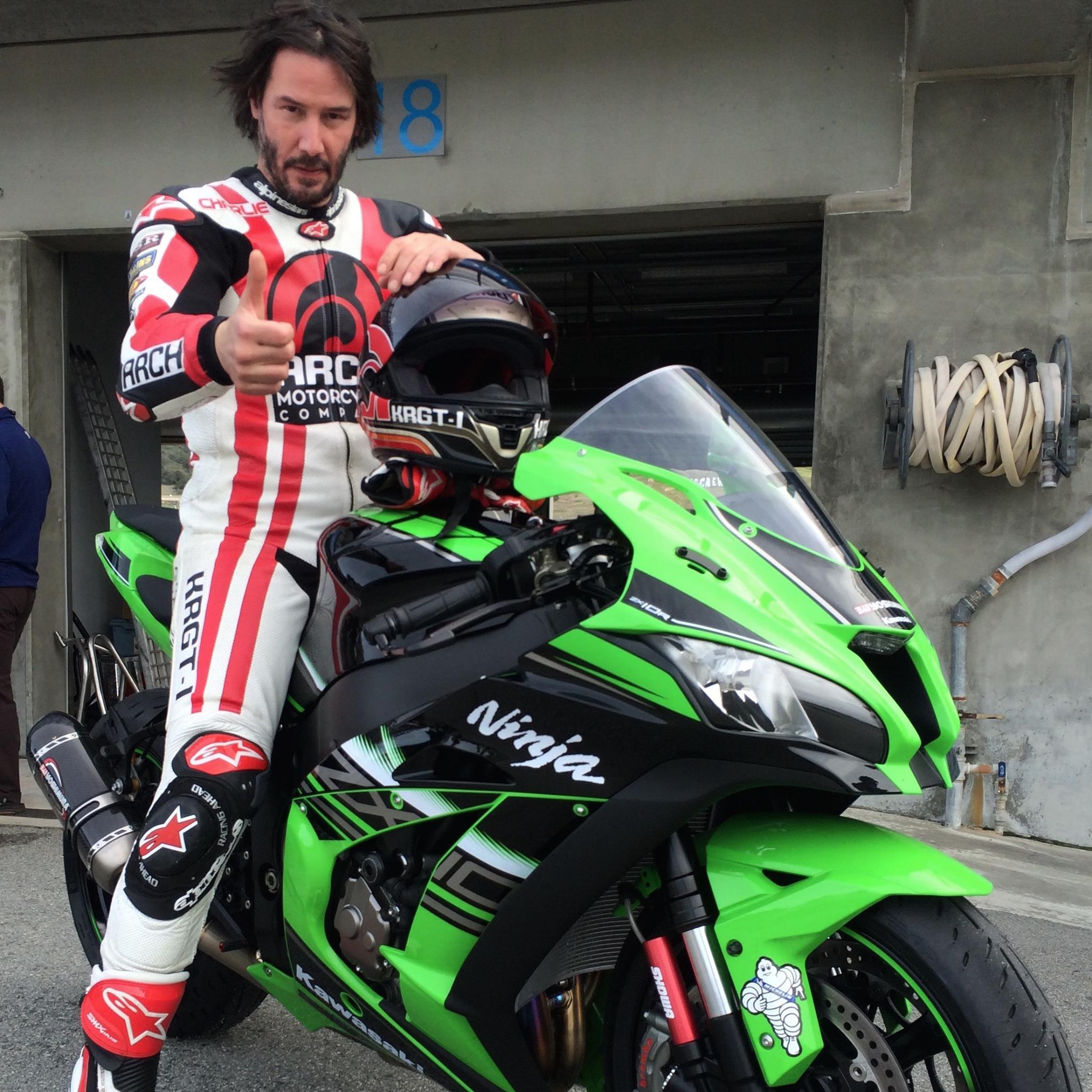 The Coolest Motorcycles In Keanu Reeves Garage Drivemag Riders