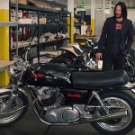 The coolest motorcycles in Keanu Reeves' garage 25