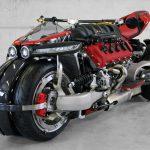 Lazareth LM 410 goes on sale. Four-wheeled 200 hp & €100,000 bike 10