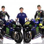 2020 Yamaha YZR-M1 MotoGP bike launched. Rossi's last factory bike 28