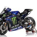 2020 Yamaha YZR-M1 MotoGP bike launched. Rossi's last factory bike 27