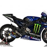 2020 Yamaha YZR-M1 MotoGP bike launched. Rossi's last factory bike 16