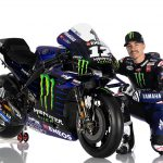 2020 Yamaha YZR-M1 MotoGP bike launched. Rossi's last factory bike 8