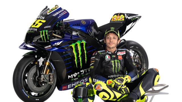 2020 Yamaha YZR-M1 MotoGP bike launched. Rossi's last factory bike 31