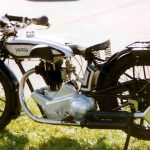 This guy is selling his 1930 Norton CSI vintage motorcycle to save a Church 5