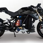 Voltu Rod 1 unveiled. 250 Nm & 155 mph naked electric motorcycle 8