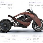Newron EV-1 electric motorcycle. 0-60mph in under 3 seconds 6