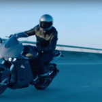 Zero SR/S electric motorcycle presentation video leaked. Here's the bike 5