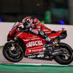 Andrea Dovizioso's Undaunted moto doc released 14