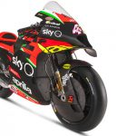 2020 Aprilia RS-GP MotoGP unveiled. 280 hp claimed 4