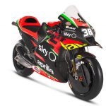2020 Aprilia RS-GP MotoGP unveiled. 280 hp claimed 6