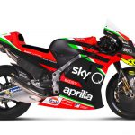 2020 Aprilia RS-GP MotoGP unveiled. 280 hp claimed 7