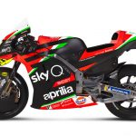 2020 Aprilia RS-GP MotoGP unveiled. 280 hp claimed 8