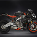 2020 Aprilia RS660 updated for A2 license. Downgrade to 95 hp 4