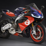 2020 Aprilia RS660 updated for A2 license. Downgrade to 95 hp 5