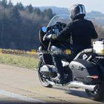 BMW R18 Cruiser Spotted. Spy Shots 5
