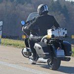 BMW R18 Cruiser Spotted. Spy Shots 9