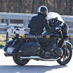 BMW R18 Cruiser Spotted. Spy Shots 8