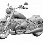 BMW R18 Based Touring Bike Patents Revealed 13