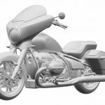 BMW R18 Based Touring Bike Patents Revealed 9