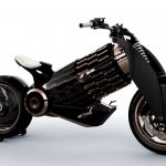 Newron EV-1 electric motorcycle. 0-60mph in under 3 seconds 5