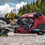 Indian Appaloosa v2.0 wicked motorcycle returns to race on ice at -20°C 7