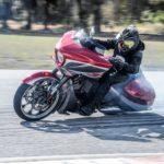 Modified bagger motorcycles to race at Laguna Seca 4