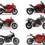 KTM vs. BMW vs. Ducati. Sales in 2019 10