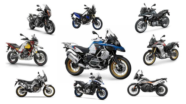 Best-selling adventure bikes. Here are the most successful models in 2019 - Germany and Italy 3