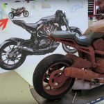 Harley-Davidson might build a sportbike. Could this be what it'll look like? 13