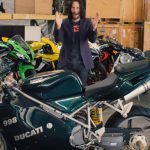 The coolest motorcycles in Keanu Reeves' garage 12