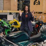The coolest motorcycles in Keanu Reeves' garage 31