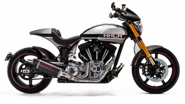 Keanu Reeves' Arch Motorcycle receives Euro 4 approval 1