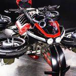 Lazareth LM 410 goes on sale. Four-wheeled 200 hp & €100,000 bike 2