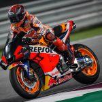 2020 MotoGP top speed: Yamaha's as fast as Honda at the Qatar tests 5