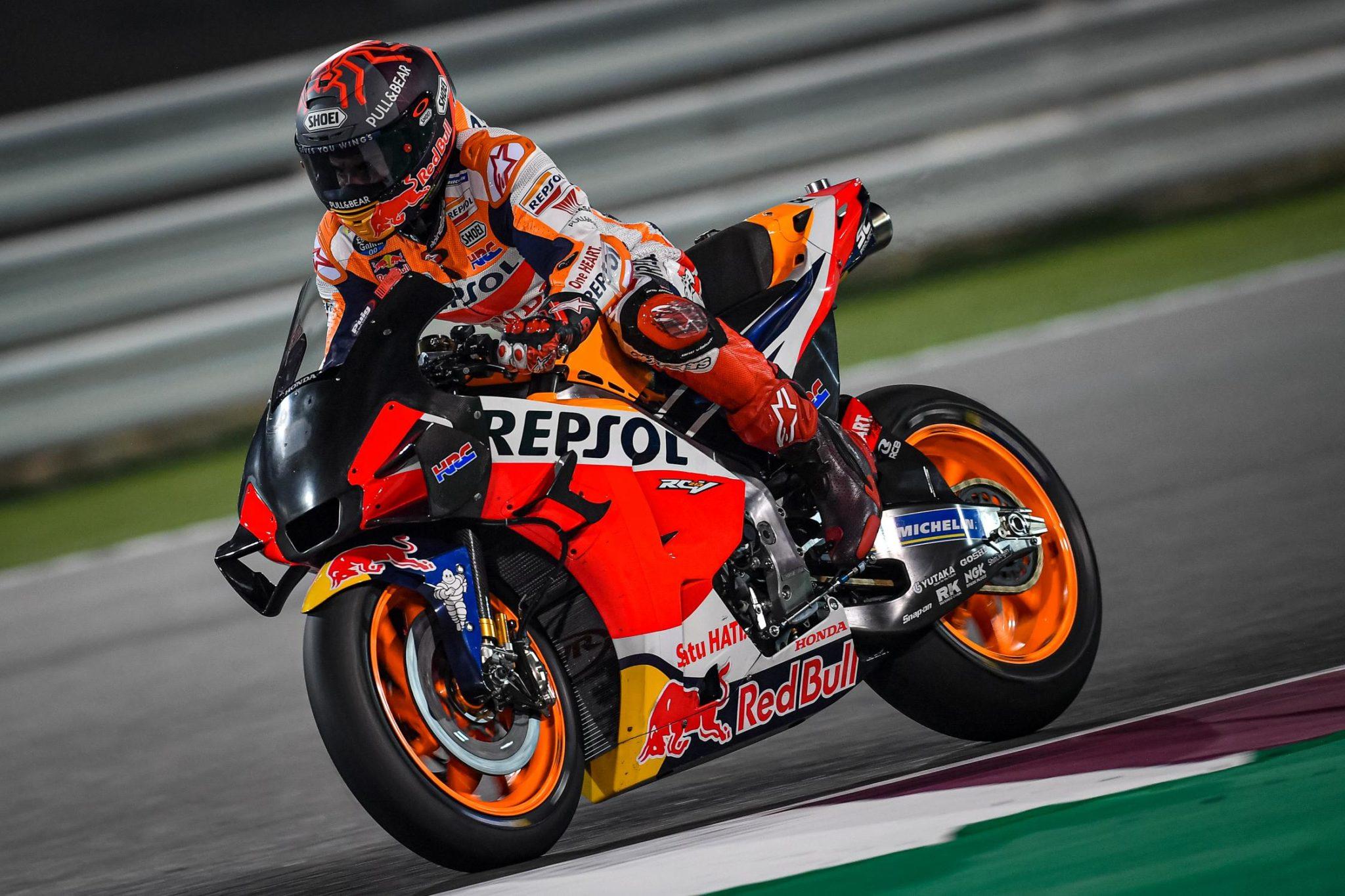 2020 Motogp Top Speed Yamaha S As Fast As Honda At The Qatar Tests Drivemag Riders
