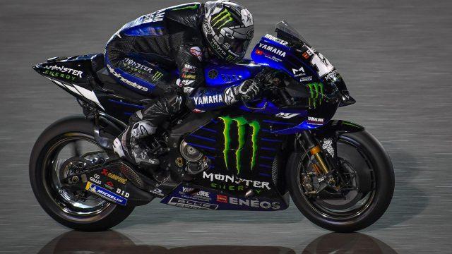 2020 MotoGP top speed: Yamaha's as fast as Honda at the Qatar tests 1