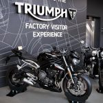 Triumph made in Thailand. The production will be moved soon 5