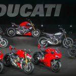 KTM vs. BMW vs. Ducati. Sales in 2019 12