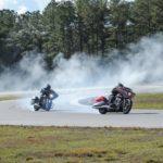 Modified bagger motorcycles to race at Laguna Seca 2