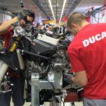 Coronavirus: Ducati & Piaggio Factories Still Open 5