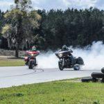 Modified bagger motorcycles to race at Laguna Seca 5