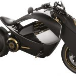 Newron EV-1 electric motorcycle. 0-60mph in under 3 seconds 7