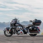 2020 Indian Roadmaster Elite unveiled. A new chrome polished American cruiser 6