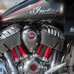 2020 Indian Roadmaster Elite unveiled. A new chrome polished American cruiser 2