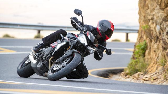2020 Triumph Street Triple R unveiled. Cheaper than the previous model 47